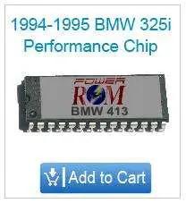 BMW 325i Power ROM performance chip