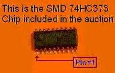SMD 74HC373 for Honda P30