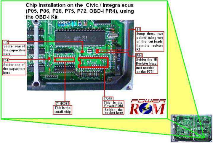 installing a honda p28 ecu chip \u2013 technical domain P28 Pinout