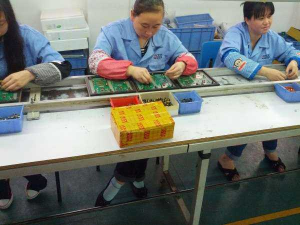 chip on board equipment assembly line