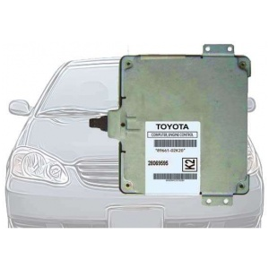 Toyota Corolla Immobilizer – Technical Domain
