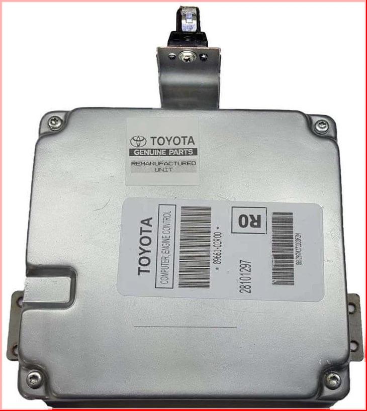 2008 Toyota Corolla CE/S 1 8L Automatic ECM 89661-02R00