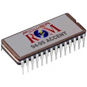 Performance chip for 1994-1995 Hyundai Accent
